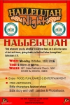 KFCNJ 2016 Hallelujah Night